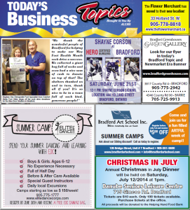 Comfort Stride Featured In Today's Business Topics