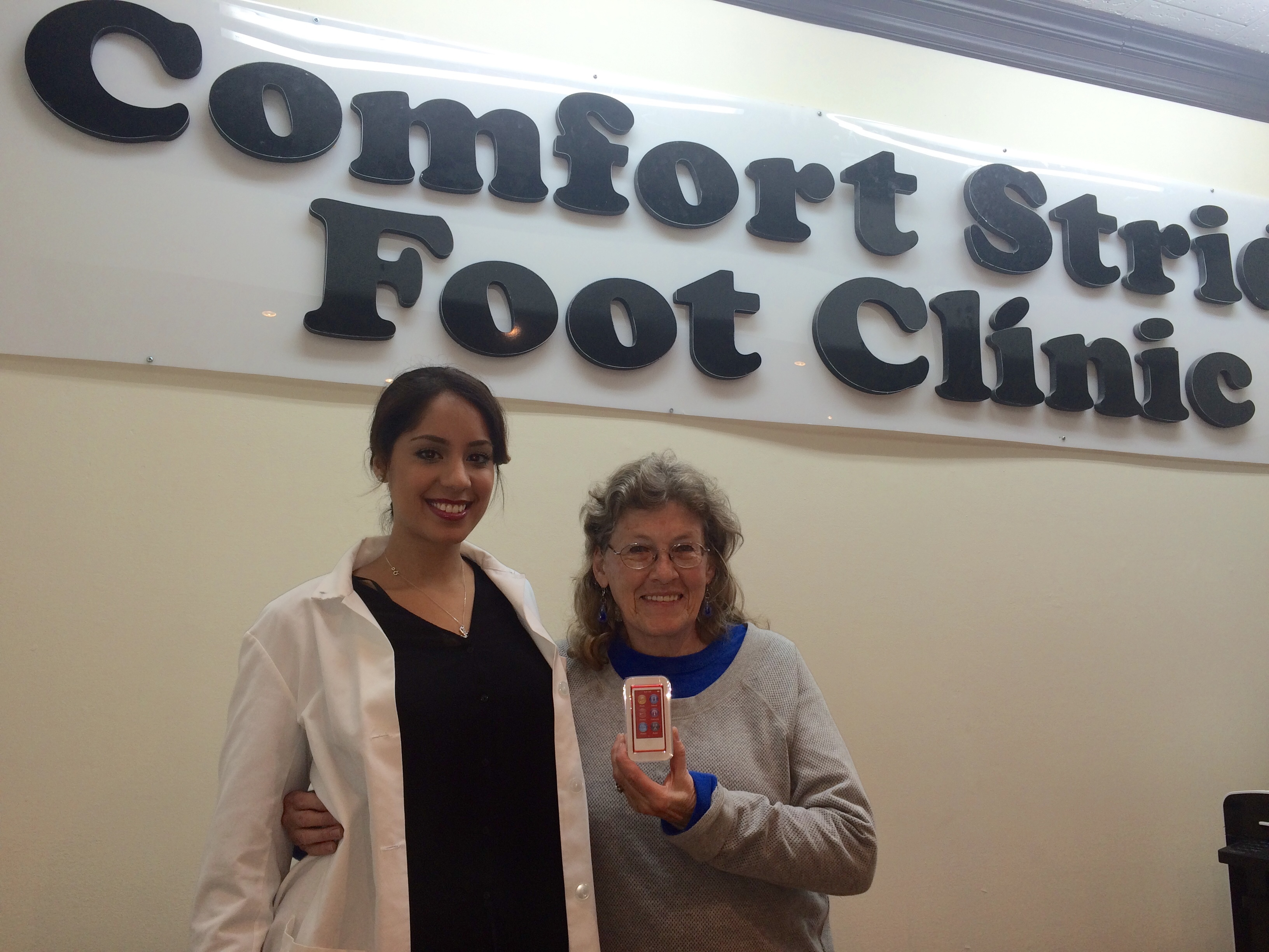 Comfort Stride: Foot Care Clinic