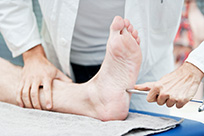 foot care clinics